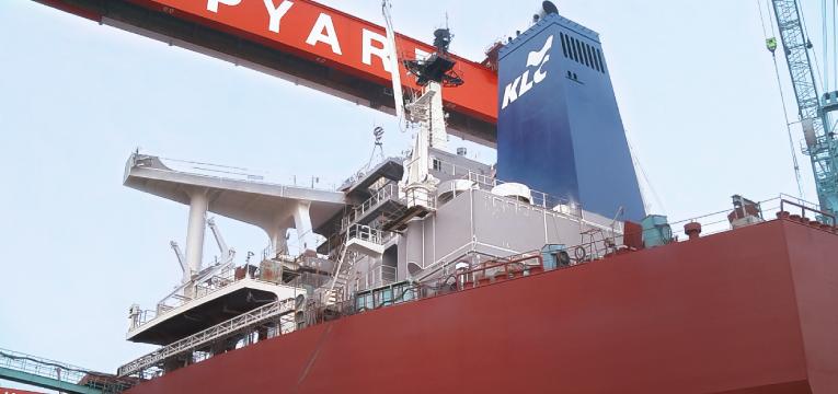 船舶電装工事