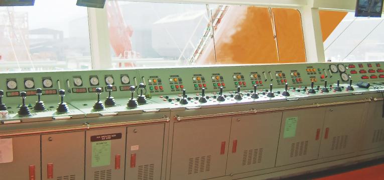 荷役制御システム