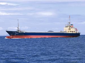 内航貨物船