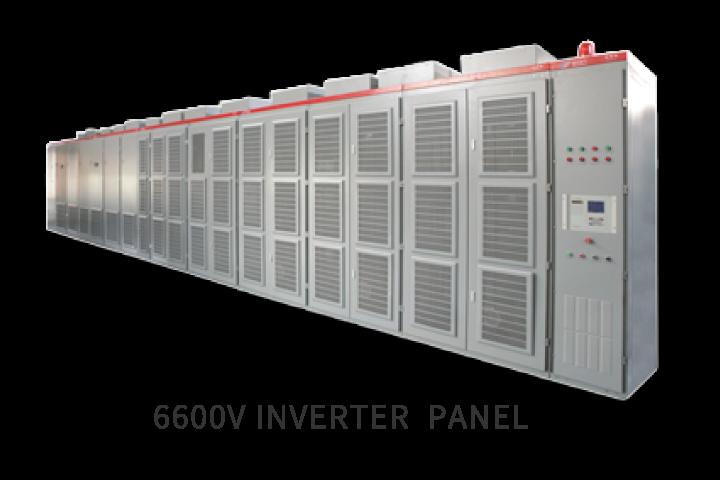 6600V INVERTER  PANEL