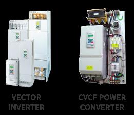 VECTOR INVERTER / CVCF POWER CONVERTER