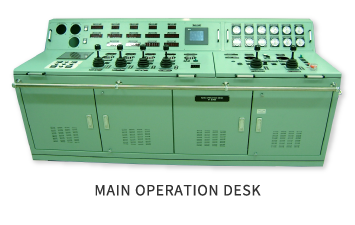 MAIN OPERATION DESK