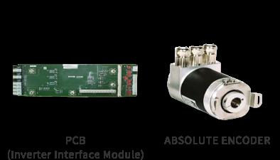 PCB (Inverter Interface Module) / ABSOLUTE ENCOADER