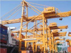 RMQC(Rail Mounted Quayside Crane)