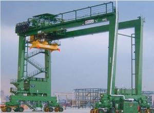 RTGC(Rubber Tired Gantry Crane)